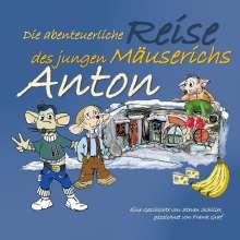 Steven Schiller: Anton, Buch
