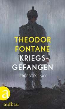Theodor Fontane: Kriegsgefangen, Buch
