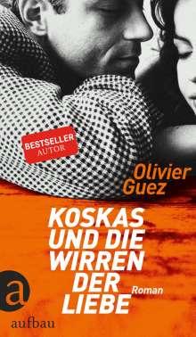 Olivier Guez: Koskas und die Wirren der Liebe, Buch