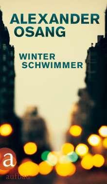 Alexander Osang: Winterschwimmer, Buch