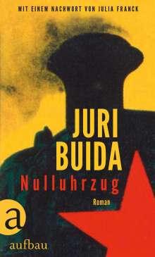 Juri Buida: Nulluhrzug, Buch
