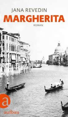 Jana Revedin: Margherita, Buch