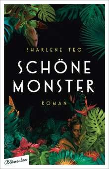 Sharlene Teo: Schöne Monster, Buch