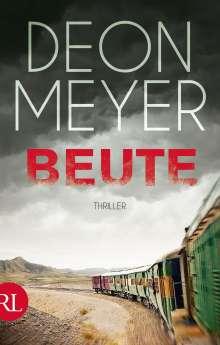 Deon Meyer: Beute, Buch