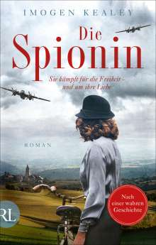 Imogen Kealey: Die Spionin, Buch