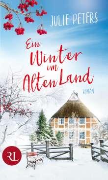 Julie Peters: Ein Winter im Alten Land, Buch