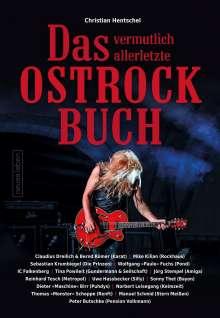 Christian Hentschel: Das vermutlich allerletzte Ostrockbuch, Buch