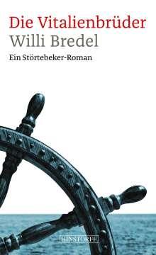 Willi Bredel: Die Vitalienbrüder, Buch