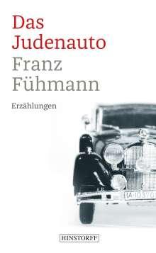 Franz Fühmann: Das Judenauto, Buch