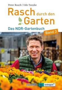 Peter Rasch: Rasch durch den Garten, Buch