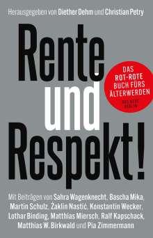 Sahra Wagenknecht: Rente und Respekt!, Buch