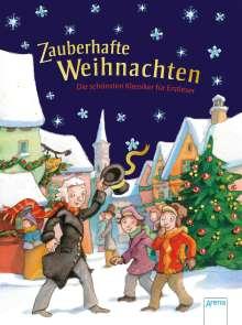 Frances Hodgson Burnett: Zauberhafte Weihnachten. Die schönsten Klassiker für Erstleser, Buch
