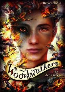 Katja Brandis: Woodwalkers (6). Tag der Rache, Buch