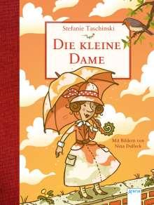 Stefanie Taschinski: Die kleine Dame, Buch