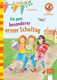 Christina Koenig: Ein ganz besonderer erster Schultag, Buch