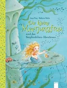 Jana Frey: Die kleine Meerjungfrau und das Seepferdchen-Abenteuer, Buch