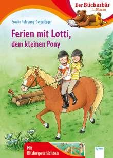 Frauke Nahrgang: Ferien mit Lotti, dem kleinen Pony, Buch