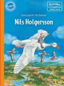 Selma Lagerlöf: Nils Holgersson, Buch