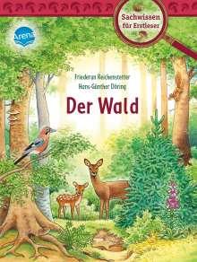 Friederun Reichenstetter: Der Wald, Buch
