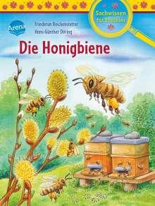 Friederun Reichenstetter: Die Honigbiene, Buch