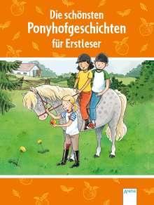 Barbara Zoschke: Die schönsten Ponyhofgeschichten für Erstleser, Buch