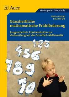 Susanne Ott: Ganzheitliche mathematische Frühförderung für Vorschulkinder, Buch