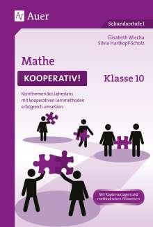 Elisabeth Wiecha: Mathe kooperativ Klasse 10, Buch