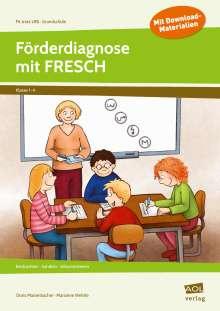 Doris Maisenbacher: Förderdiagnose mit FRESCH, 1 Buch und 1 Diverse