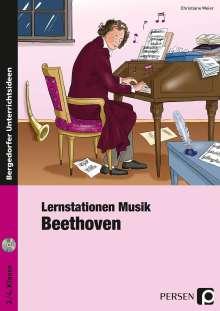Christiane Meier: Lernstationen Musik: Beethoven, Buch