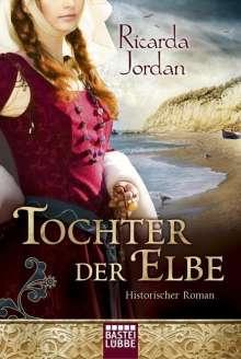 Ricarda Jordan: Tochter der Elbe, Buch