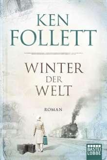 Ken Follett: Winter der Welt, Buch
