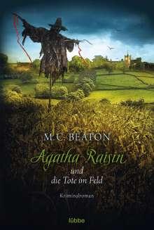 M. C. Beaton: Agatha Raisin und die Tote im Feld, Buch