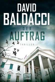 David Baldacci (geb. 1960): Der Auftrag, Buch