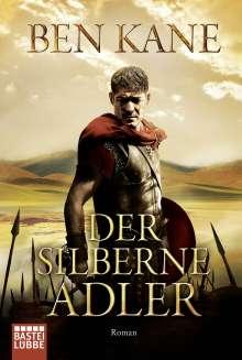 Ben Kane: Der silberne Adler, Buch