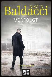David Baldacci (geb. 1960): Verfolgt, Buch
