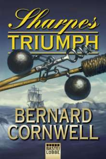Bernard Cornwell: Sharpes Triumph, Buch