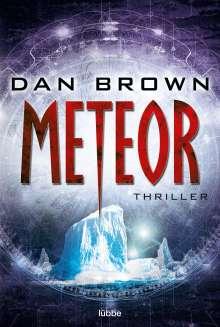 Dan Brown: Meteor, Buch