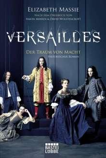 Elizabeth Massie: Versailles, Buch