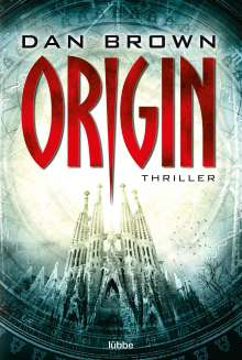 Dan Brown: Origin, Buch