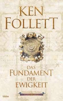 Ken Follett: Das Fundament der Ewigkeit, Buch