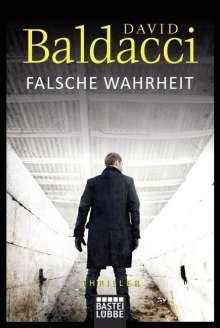 David Baldacci (geb. 1960): Falsche Wahrheit, Buch