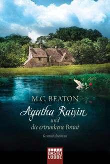 M. C. Beaton: Agatha Raisin und die ertrunkene Braut, Buch