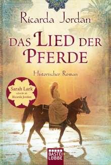 Ricarda Jordan: Das Lied der Pferde, Buch