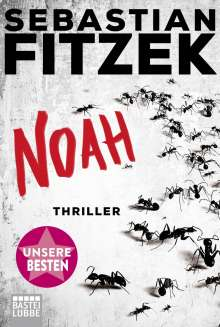 Sebastian Fitzek: Noah, Buch
