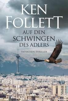 Ken Follett: Auf den Schwingen des Adlers, Buch