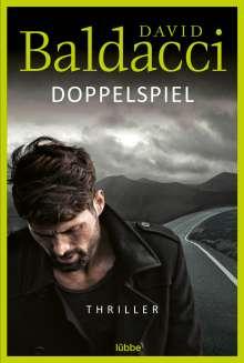 David Baldacci (geb. 1960): Doppelspiel, Buch
