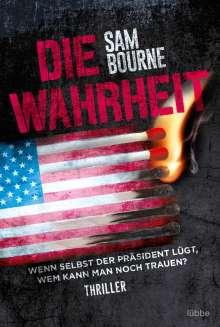 Sam Bourne: Die Wahrheit, Buch