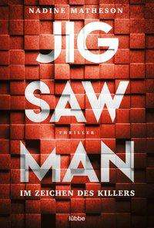 Nadine Matheson: Jigsaw Man - Im Zeichen des Killers, Buch