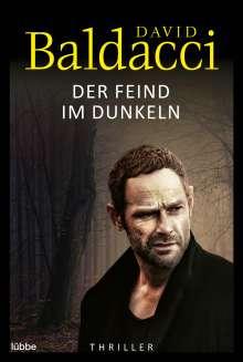 David Baldacci (geb. 1960): Der Feind im Dunkeln, Buch