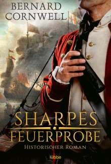 Bernard Cornwell: Sharpes Feuerprobe 01, Buch